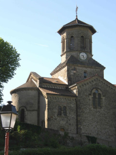 Chapelle Corenc village