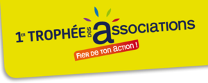 logo trophe des associations, Grand Place, 38100 Grenoble.